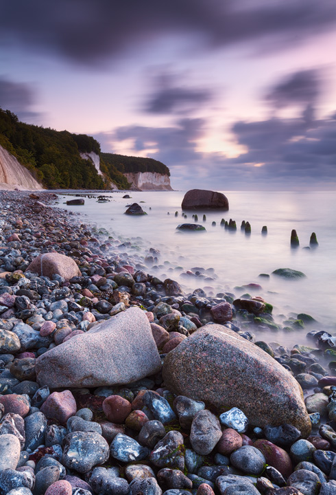 Seascape Photography Example from the Baltic Sea