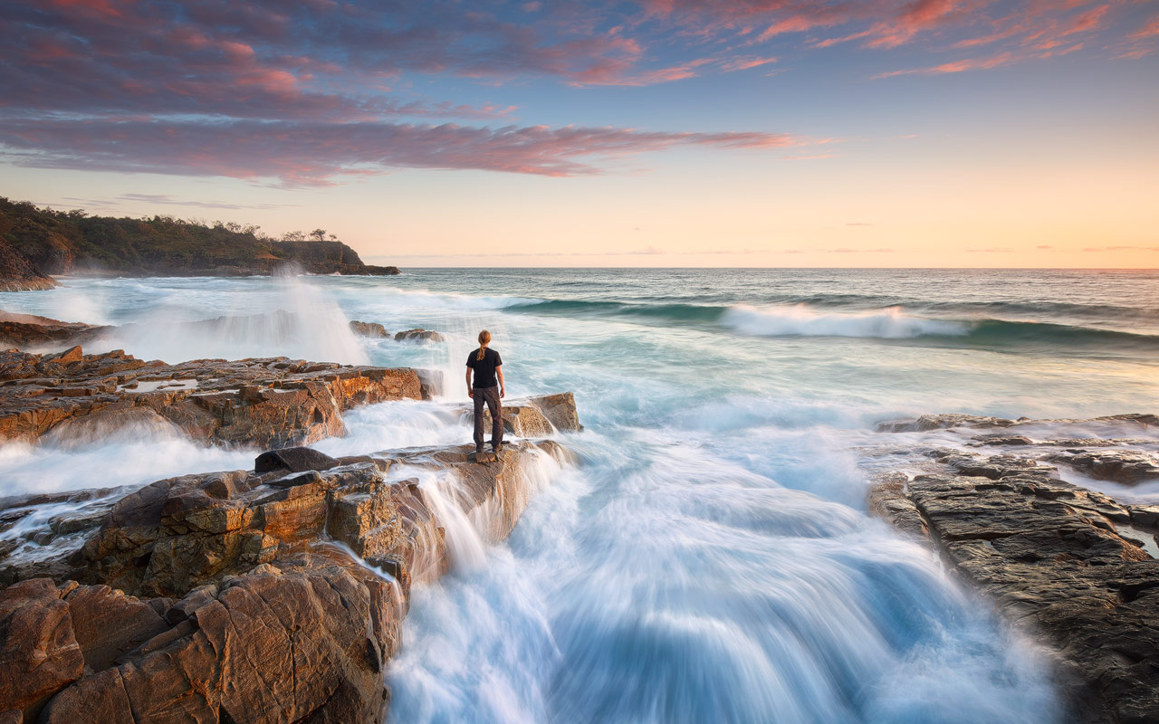 Seascape Photography Guide Noosa