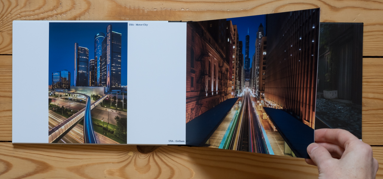 Photo of Professional Line Photo Book