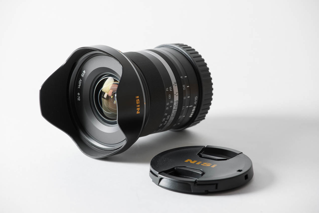 NiSi 15mm f4 with Lens Hood