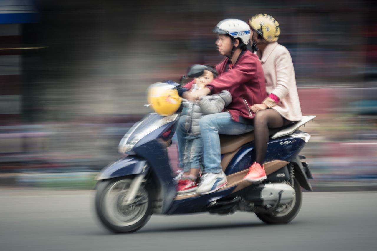 Hanoi in Motion 11