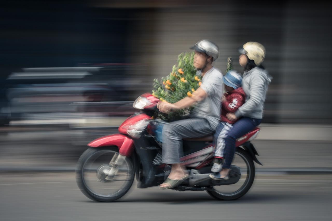 Hanoi in Motion 4