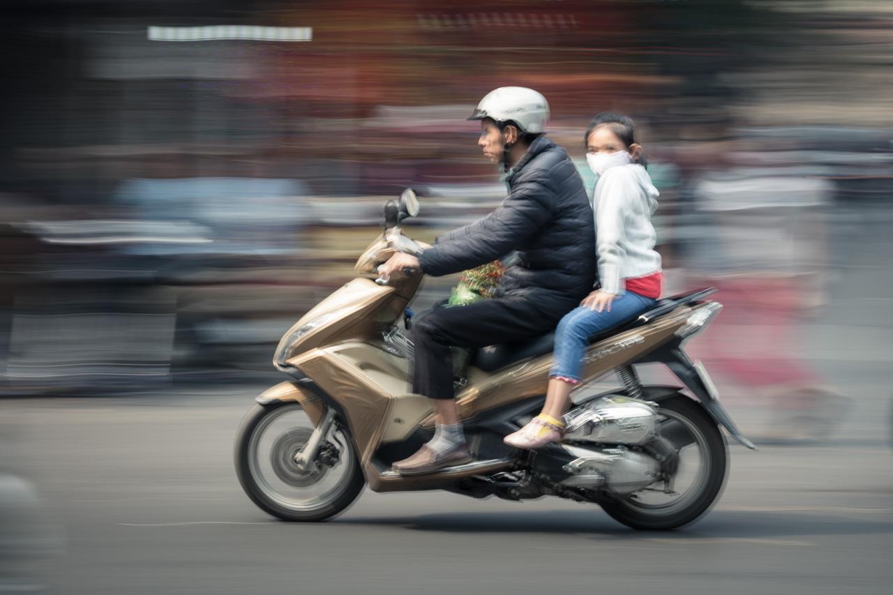 Hanoi in Motion 6