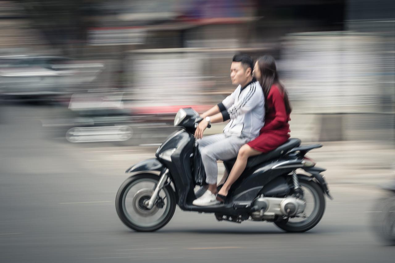 Hanoi in Motion 7