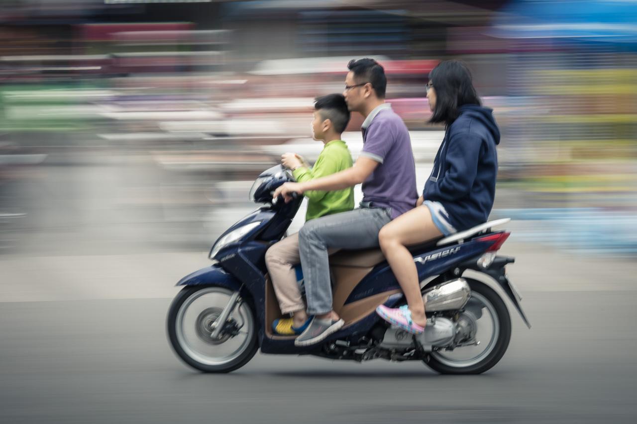 Hanoi in Motion 9