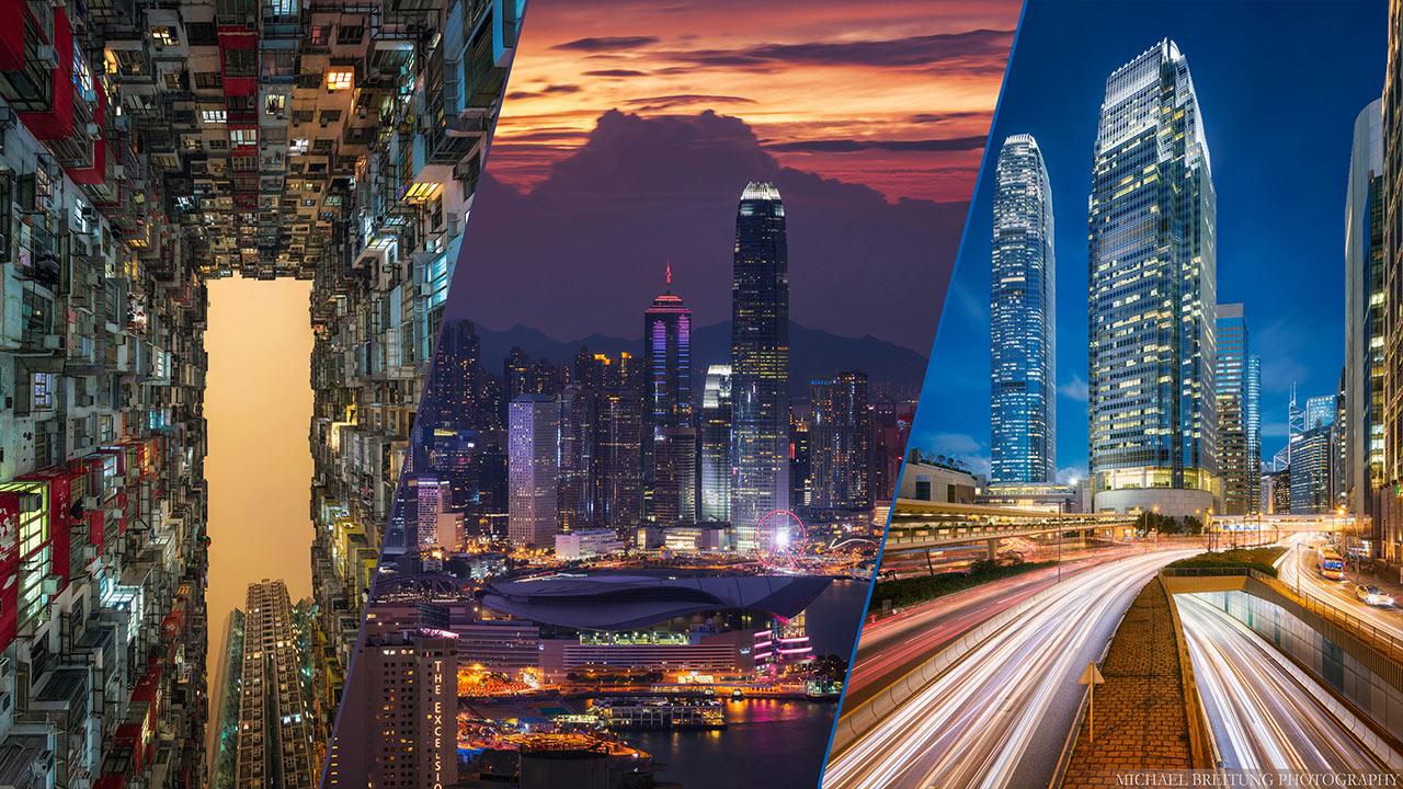 4k Wallpaper Preview Hong Kong